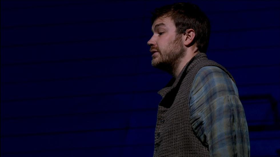 Stephen Costello Performs Ishmael in Moby-Dick  image