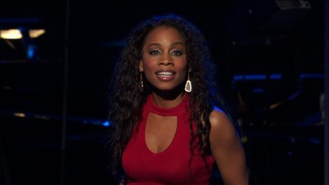 "Great Performances -- S38: Anika Noni Rose Performs ""Another Hundred People"""