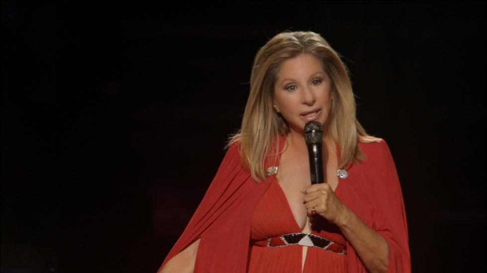 "Barbra Streisand Sings ""You're The Top"" image"