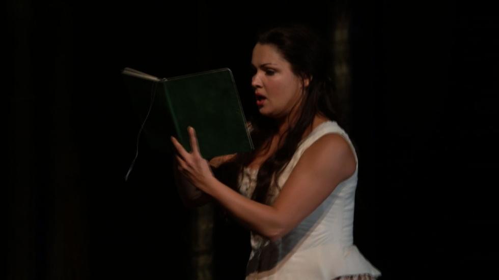 Eugene Onegin: Tatiana's Letter Scene image