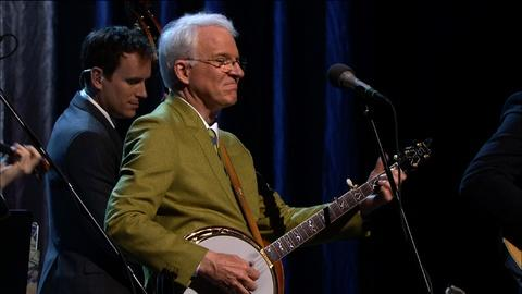 Great Performances -- Steve Martin and the Steep Canyon Rangers with Edie Brickell