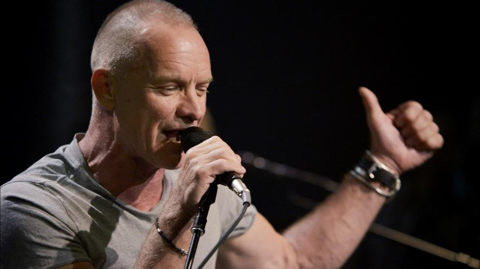 """Sting Performs Live: """"Show Some Respect"""" from The Last Ship image"""