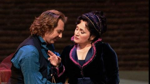 Great Performances -- GP at the Met: Tosca (2014)