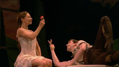 Great Performances -- S39 Ep8: Rose Adagio Duet from Sleeping Beauty, Act I