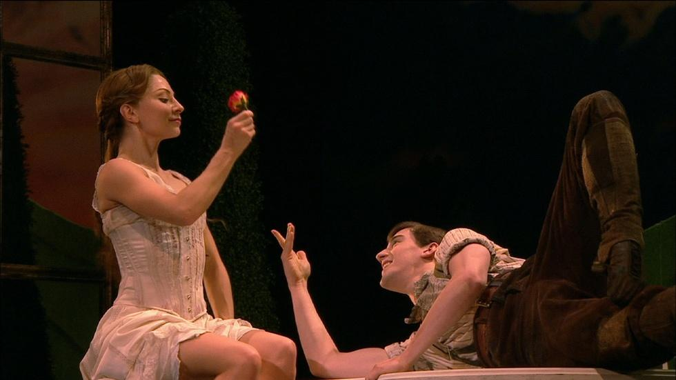 Rose Adagio Duet from Sleeping Beauty, Act I image