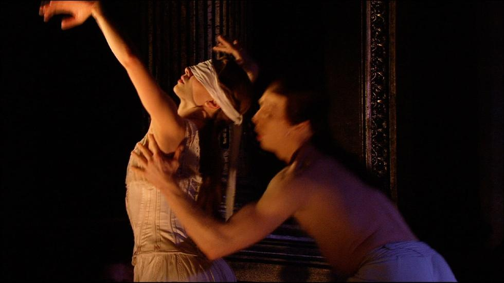 Aurora's 100-Year Sleep in Matthew Bourne's Sleeping Beauty image