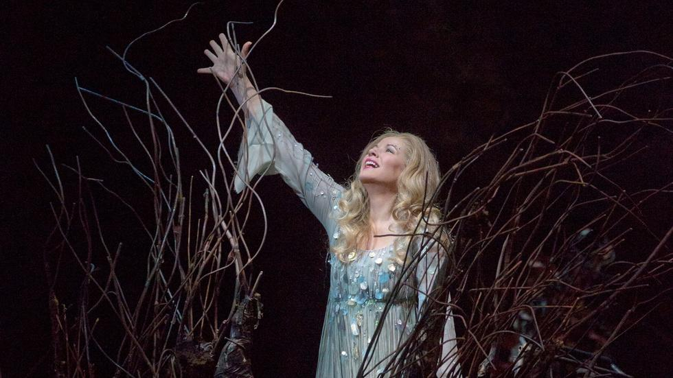"Renée Fleming Sings ""Song to the Moon"" from Rusalka image"