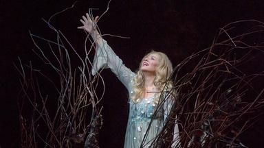 "Renée Fleming Sings ""Song to the Moon"" from Rusalka"