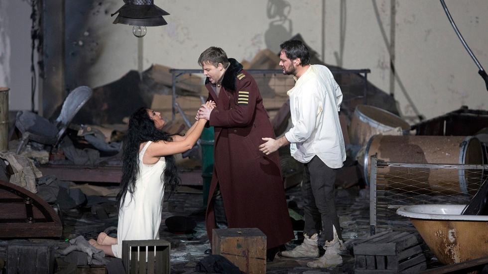 "Trio From the Opera ""Prince Igor,"" Act 3 image"