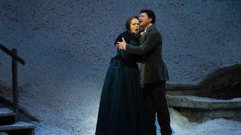 Great Performances -- GP at the Met: La Bohème