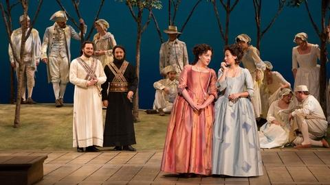 Great Performances -- GP at the Met: Così fan tutte