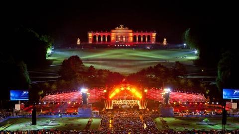 Vienna Philharmonic Summer Night Concert 2014