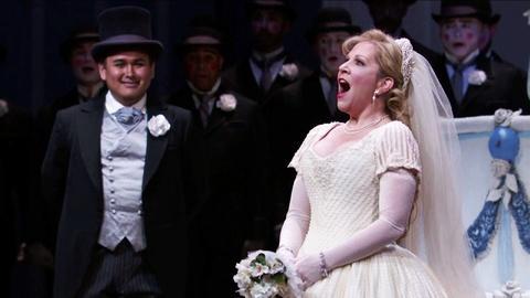 """Joyce DiDonato Sings Rossini's Joyful Aria """"Non più mesta"""""""