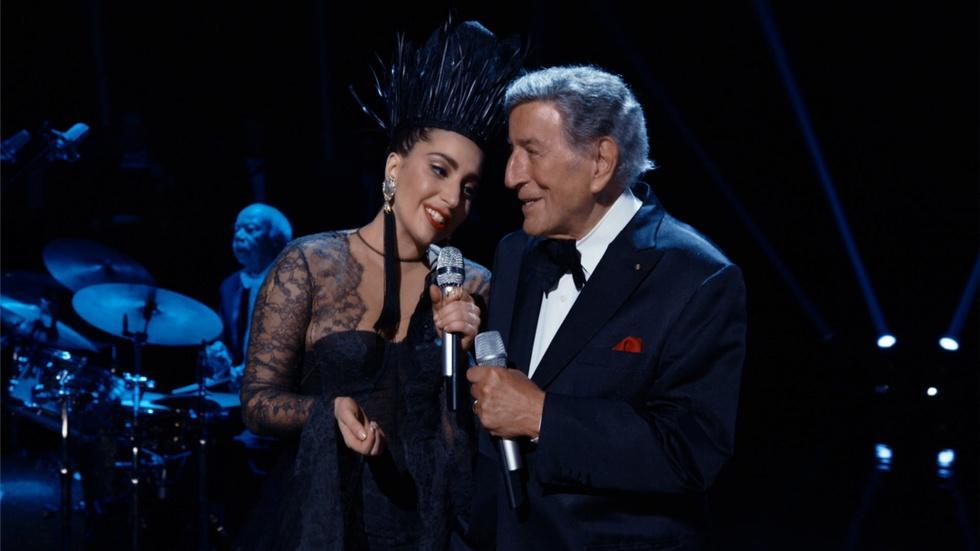 "Tony Bennett and Lady Gaga Perform ""I Won't Dance""  image"
