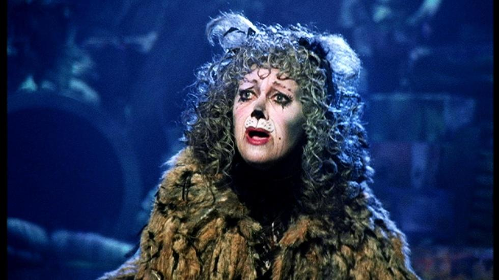"""Memory"" from Cats, the Musical image"