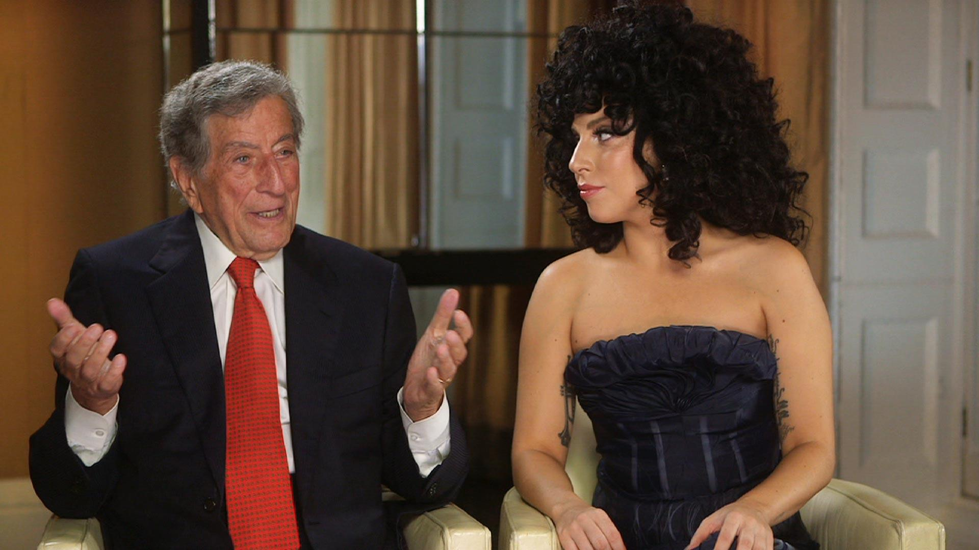 Exclusive Interview Tony Bennett And Lady Gaga On Jazz Season 42