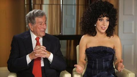 Tony Bennett and Lady Gaga on Making Cheek to Cheek LIVE!