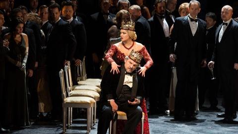 GP at the Met: Macbeth