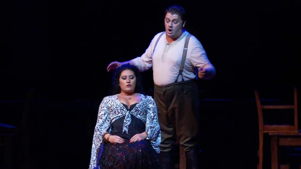 Aleksandrs Antonenko as Don José in Carmen (2015) image