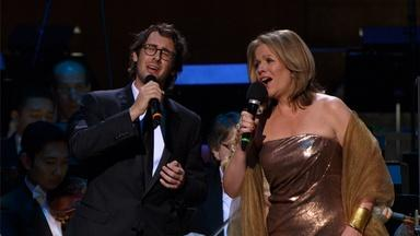"""""""Se"""" from Cinema Paradiso with Groban, Fleming and Bell"""