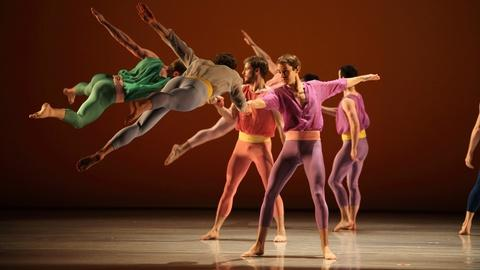 Great Performances -- S40 Ep5: Mark Morris Dance Group: L'Allegro