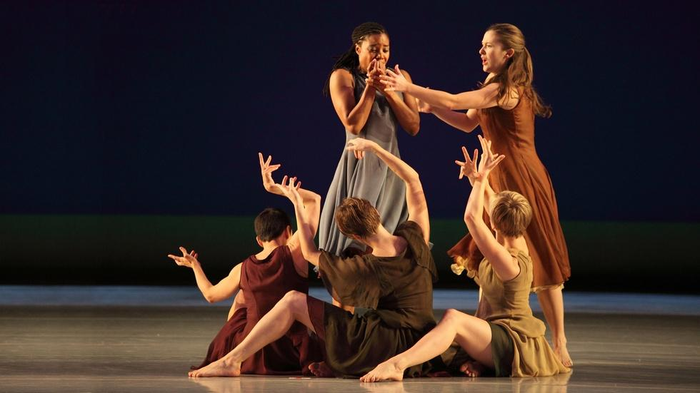 Mark Morris Dance Group: L'Allegro Excerpts image