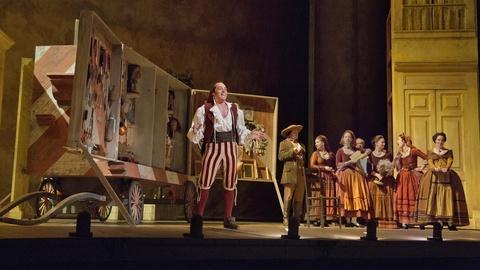 Great Performances -- S9: Figaro's Aria in Il Barbiere di Siviglia