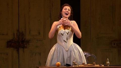Great Performances -- S9: Isabel Leonard as Rosina in Il Barbiere di Siviglia