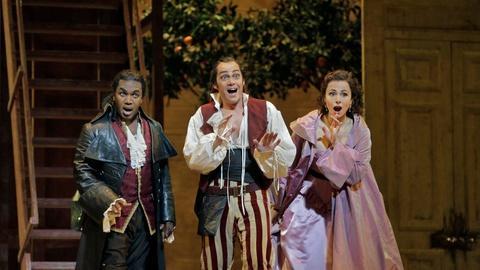 Great Performances -- S9: GP at the Met: Rossini's Il Barbiere di Siviglia Trio