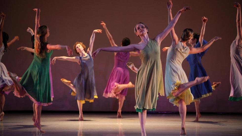 "Mark Morris Dance Group: L'Allegro, ""The Ladies' Dance"" image"