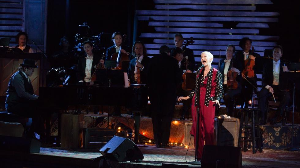 "Annie Lennox: Nostalgia in Concert - ""I Put a Spell on You"" image"