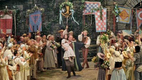 Great Performances -- S9: GP at the Met: Die Meistersinger von Nürnberg