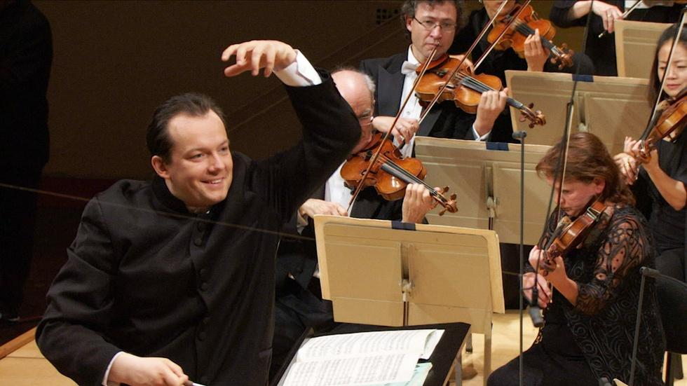 Andris Nelsons Conducts Intermezzo from Cavalleria Rusticana image