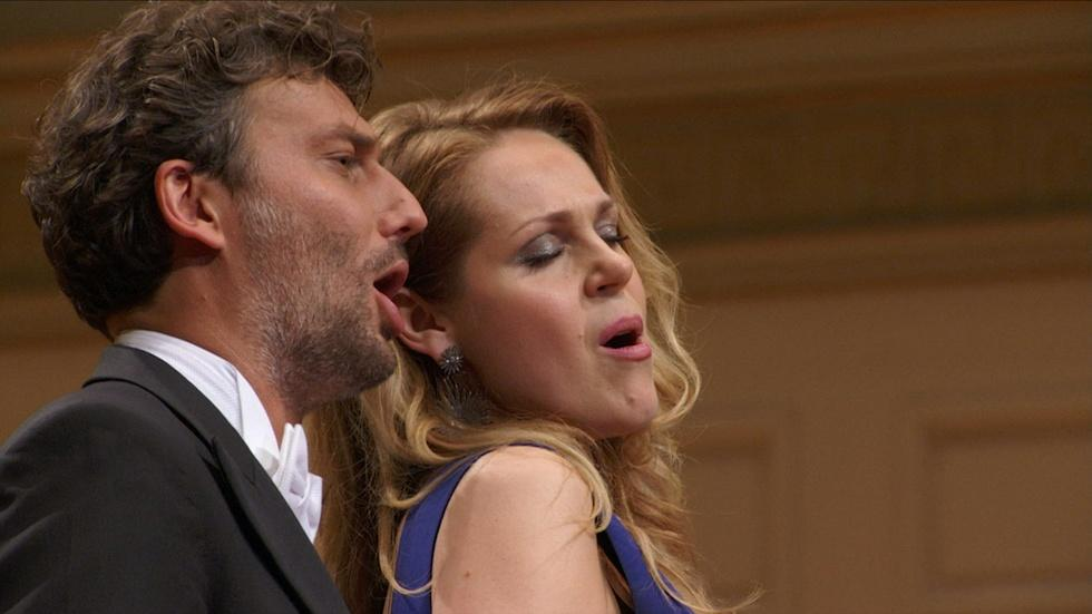 Jonas Kaufmann and Kristine Opolais: La Boheme Act I Finale  image