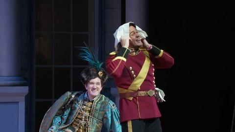 Great Performances -- S9: Great Performances at the Met: The Men of The Merry Wido