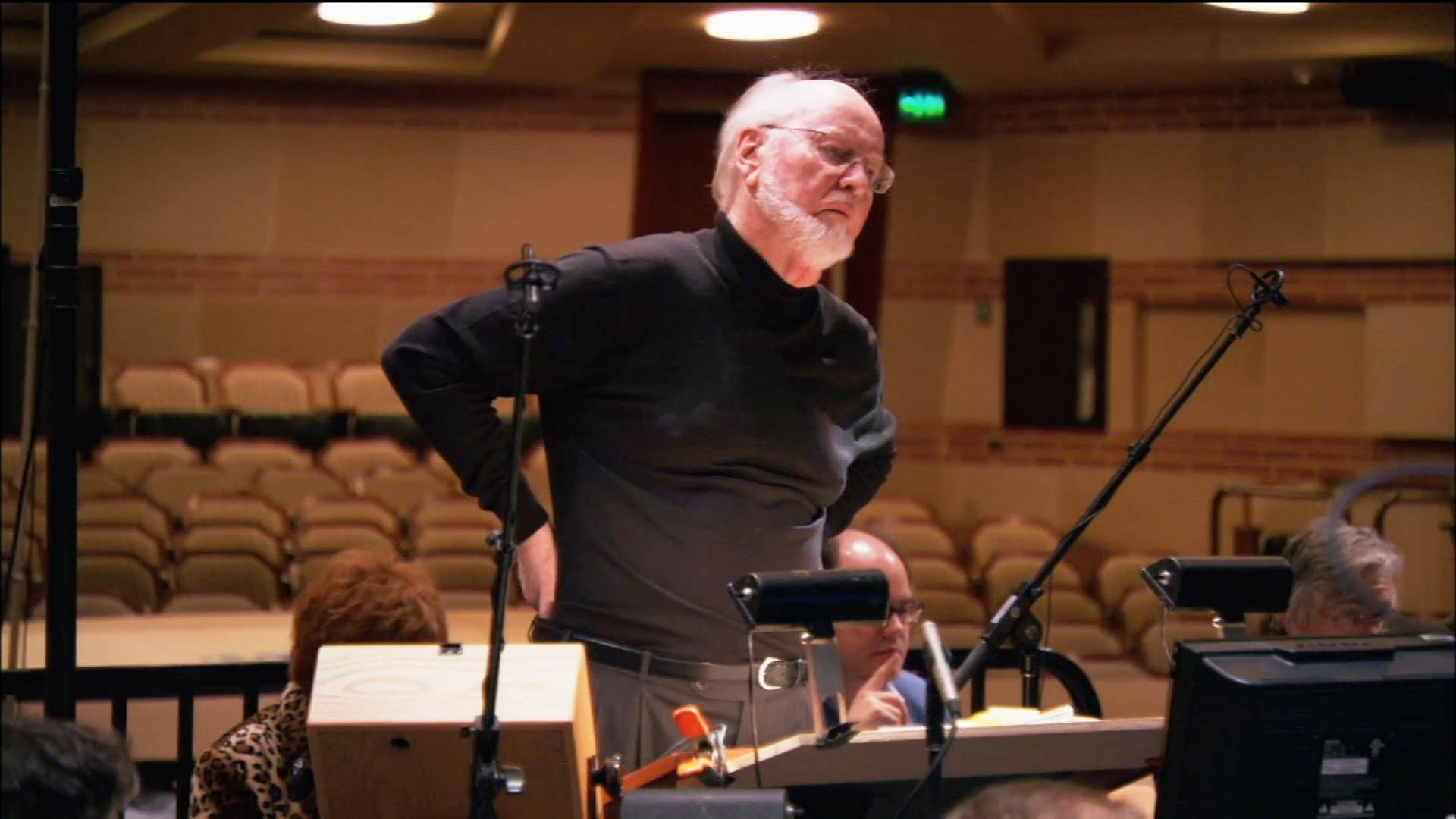 John Williams Recording His Great Performances Th