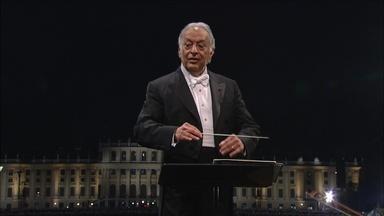 Zubin Mehta Leads Vienna Philharmonic in Strauss Waltz