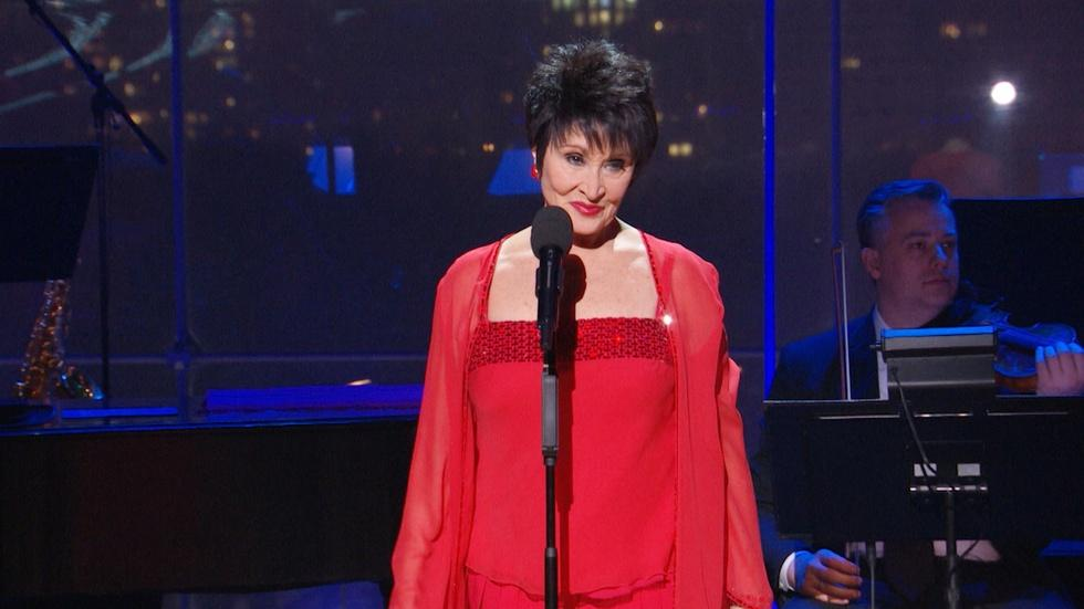 "Chita Rivera Sings ""Carousel"" by Jacques Brel image"