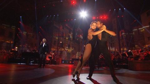 """Great Performances -- S39: Andrea Bocelli: Cinema - """"Por una Cabeza"""" Tango Song"""