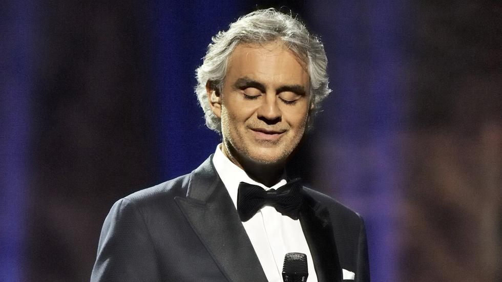 "Andrea Bocelli: Cinema - West Side Story's ""Maria"" image"