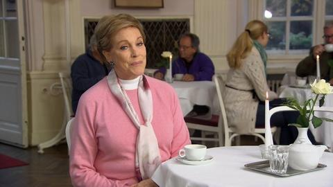 Julie Andrews in Vienna: Lusthaus in Prater Park