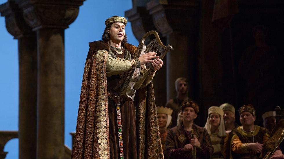 Peter Mattei in Tannhäuser: Song to the Evening Star image