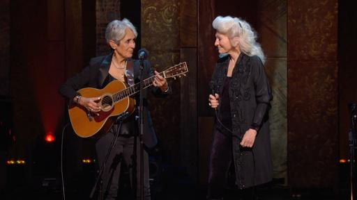 Joan Baez and Judy Collins Sing 'Diamonds and Rust'