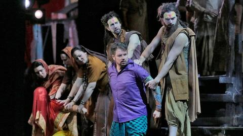 GP at the Met: The Pearl Fishers promo