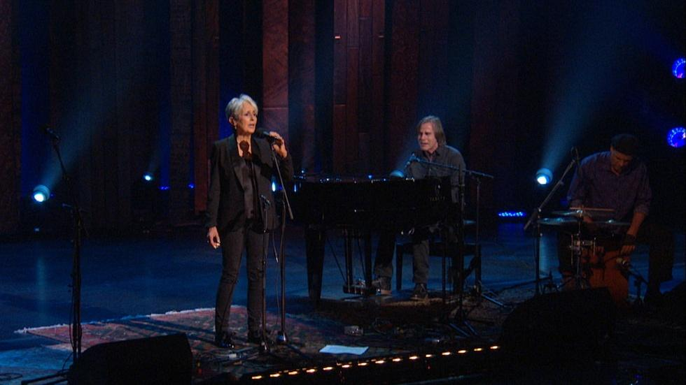 'Before The Deluge' by Joan Baez and Jackson Browne image