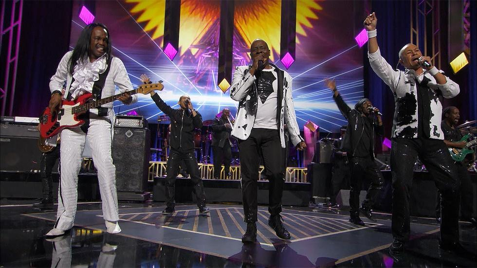 GRAMMY Salute to Music Legends™: Earth, Wind & Fire Medley image