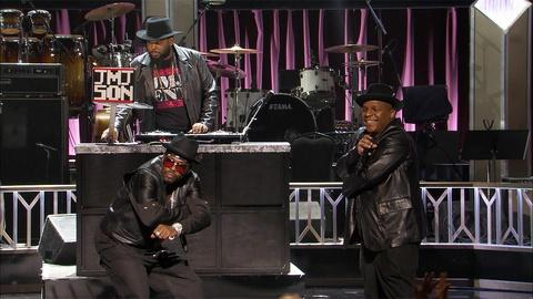 Great Performances -- S43 Ep7: GRAMMY Salute to Music Legends™: Run-DMC Medley