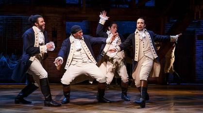 Great Performances -- Hamilton's America