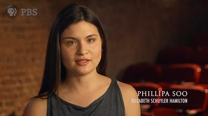 Great Performances -- Phillipa Soo on Eliza Schuyler