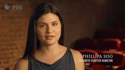 Great Performances -- S44 Ep2: Phillipa Soo on Eliza Schuyler